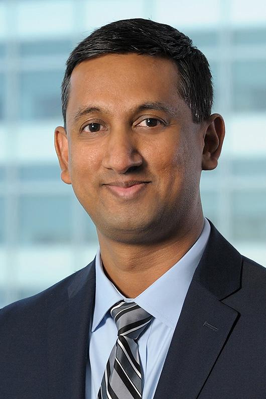 Unmesh Shah, Jones Day IP Legal Intern