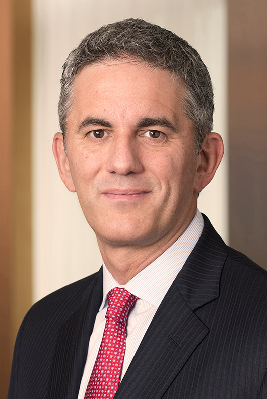 Anthony M. Insogna, Jones Day Partner and IP Practice Leader